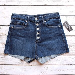 Banana Republic High Rise Shorts